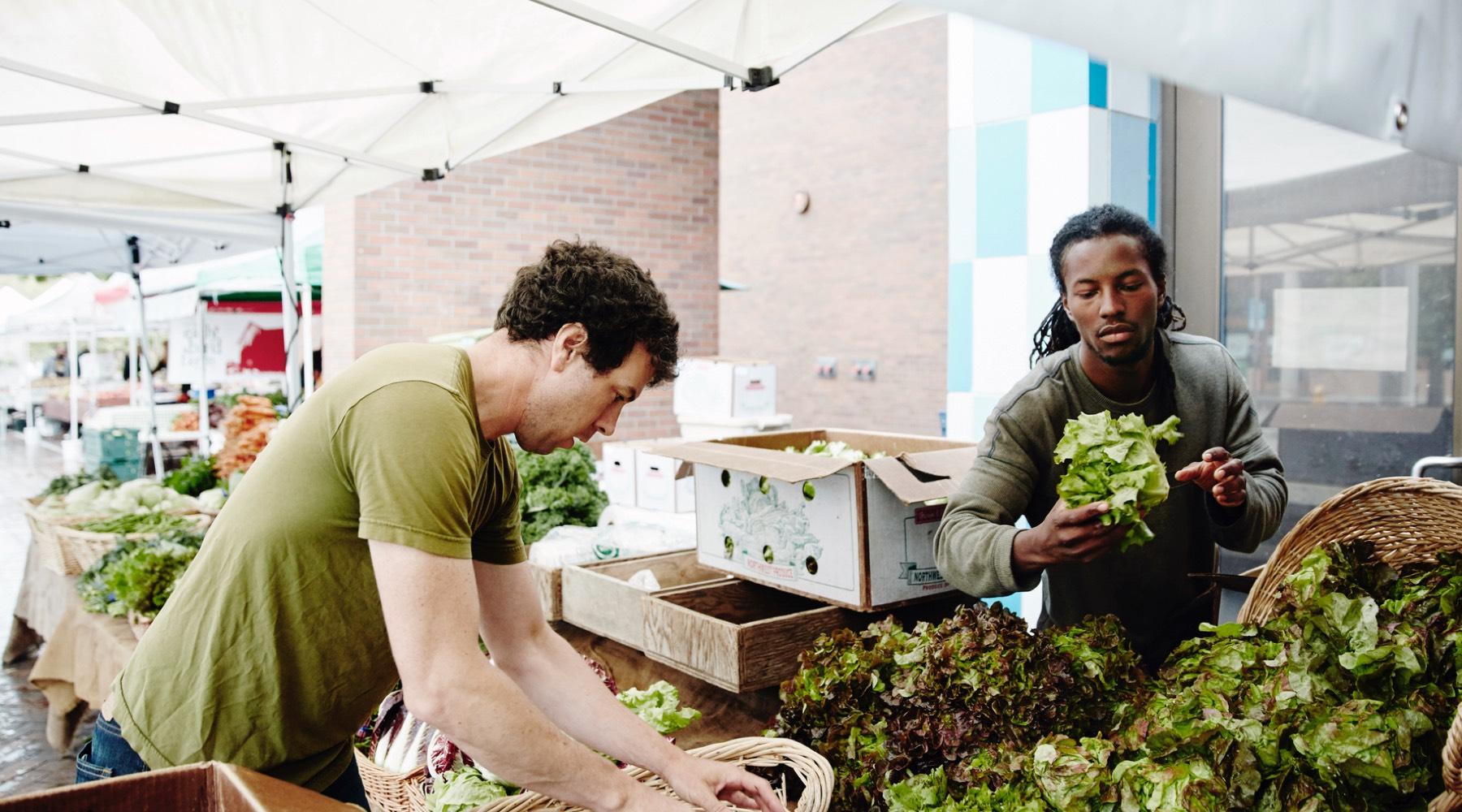 Healthy Food Entrepreneurs